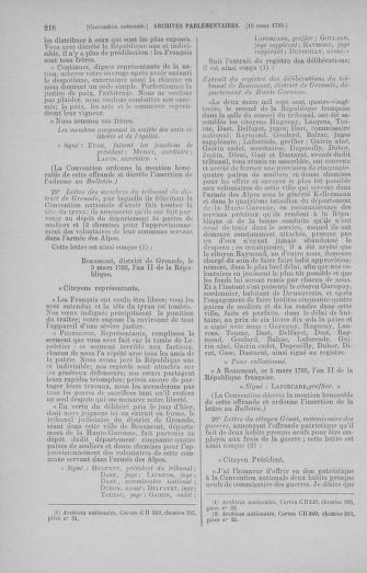 Tome 60 : Du 9 au 30 mars 1793 - page 218