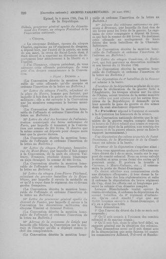 Tome 60 : Du 9 au 30 mars 1793 - page 220