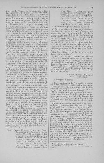 Tome 60 : Du 9 au 30 mars 1793 - page 333