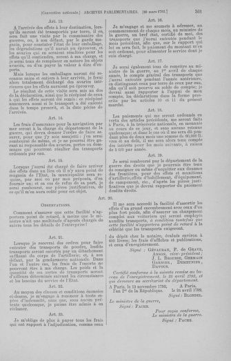 Tome 60 : Du 9 au 30 mars 1793 - page 361