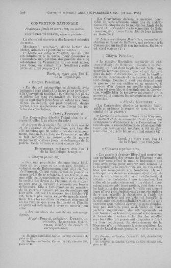 Tome 60 : Du 9 au 30 mars 1793 - page 362