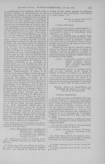 Tome 60 : Du 9 au 30 mars 1793 - page 363