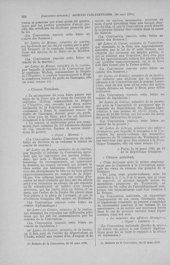 Tome 60 : Du 9 au 30 mars 1793 - page 368