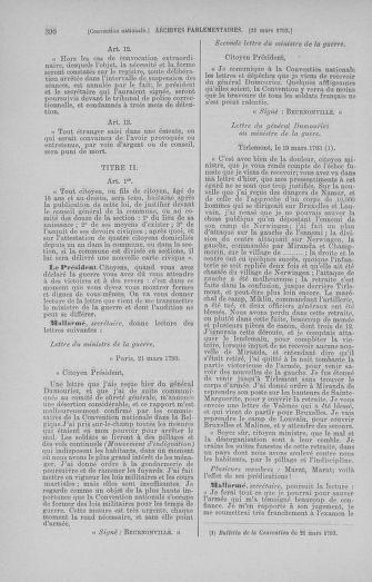 Tome 60 : Du 9 au 30 mars 1793 - page 390