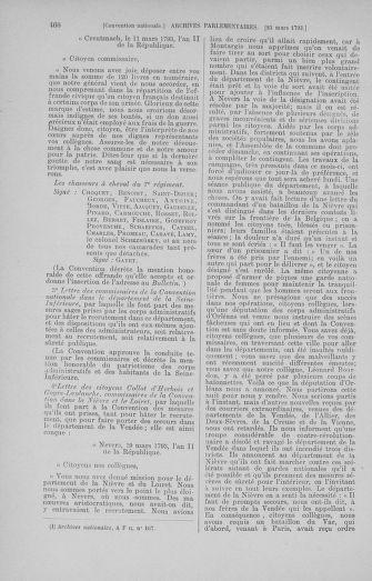 Tome 60 : Du 9 au 30 mars 1793 - page 460