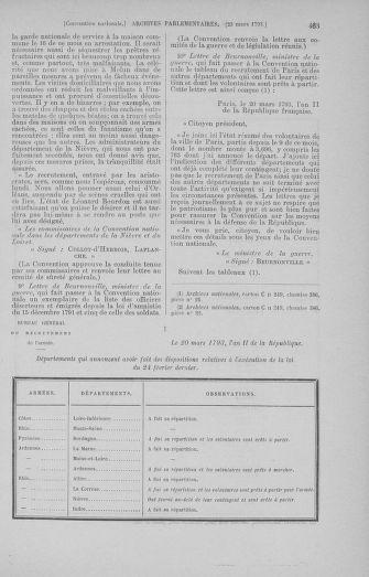 Tome 60 : Du 9 au 30 mars 1793 - page 463
