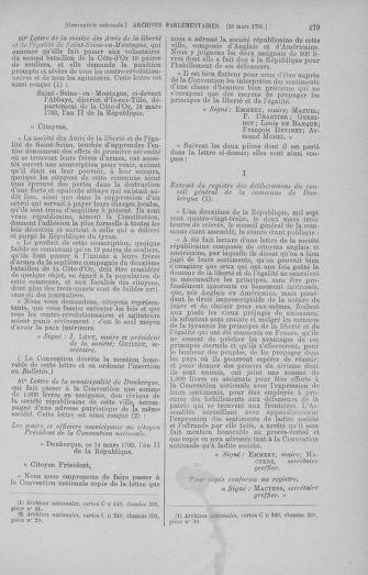 Tome 60 : Du 9 au 30 mars 1793 - page 479