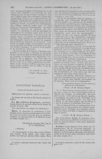 Tome 60 : Du 9 au 30 mars 1793 - page 530
