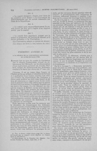 Tome 60 : Du 9 au 30 mars 1793 - page 552