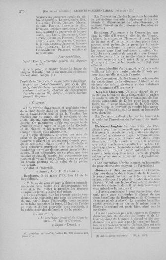Tome 60 : Du 9 au 30 mars 1793 - page 570