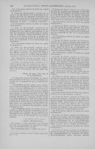 Tome 60 : Du 9 au 30 mars 1793 - page 586