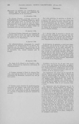 Tome 60 : Du 9 au 30 mars 1793 - page 588
