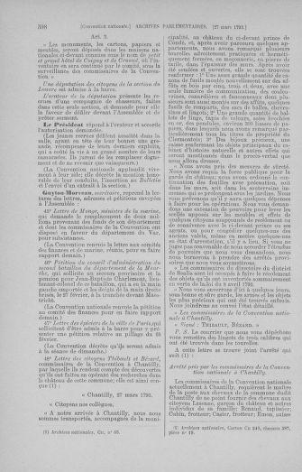 Tome 60 : Du 9 au 30 mars 1793 - page 598