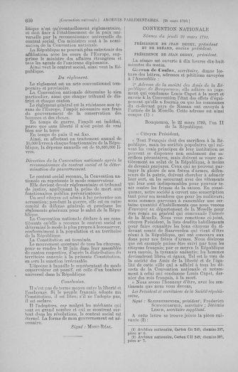 Tome 60 : Du 9 au 30 mars 1793 - page 620