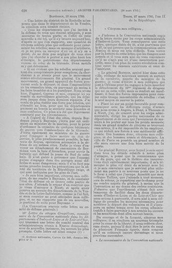 Tome 60 : Du 9 au 30 mars 1793 - page 628