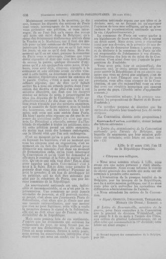 Tome 60 : Du 9 au 30 mars 1793 - page 658