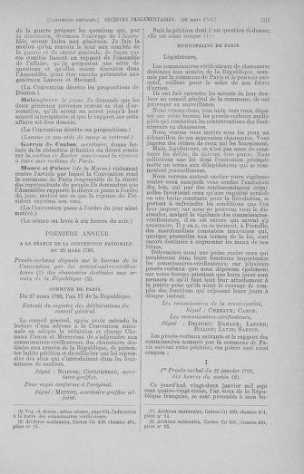 Tome 60 : Du 9 au 30 mars 1793 - page 661