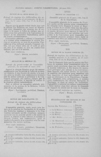 Tome 60 : Du 9 au 30 mars 1793 - page 671