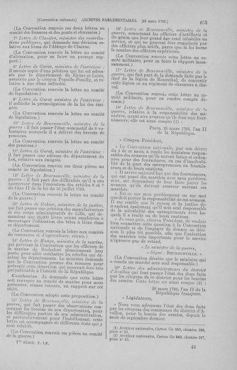 Tome 60 : Du 9 au 30 mars 1793 - page 673