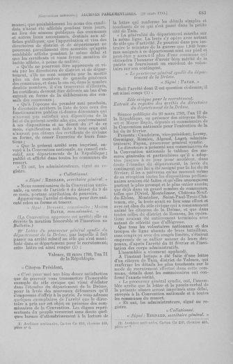 Tome 60 : Du 9 au 30 mars 1793 - page 683