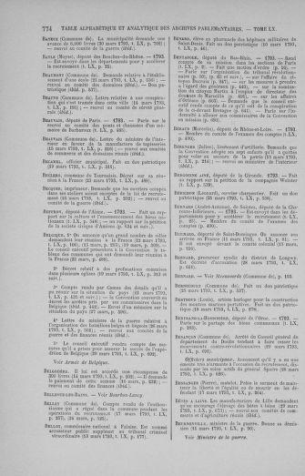 Tome 60 : Du 9 au 30 mars 1793 - page 774