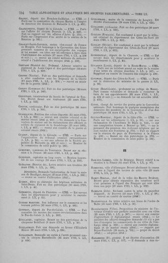 Tome 60 : Du 9 au 30 mars 1793 - page 794