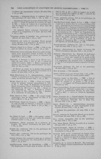 Tome 60 : Du 9 au 30 mars 1793 - page 796