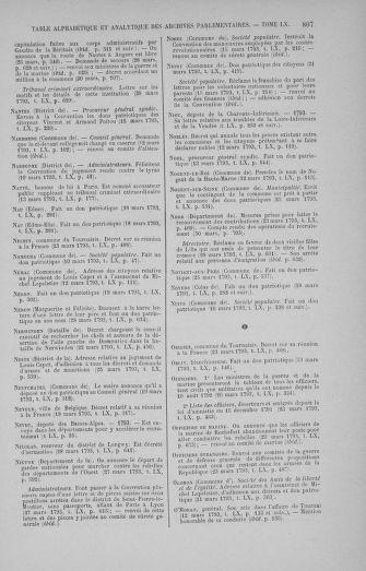 Tome 60 : Du 9 au 30 mars 1793 - page 807