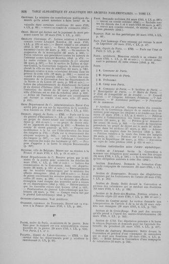 Tome 60 : Du 9 au 30 mars 1793 - page 808