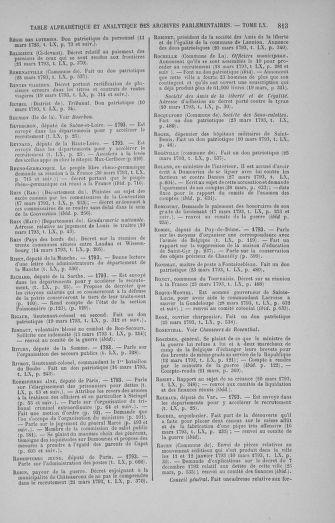 Tome 60 : Du 9 au 30 mars 1793 - page 813