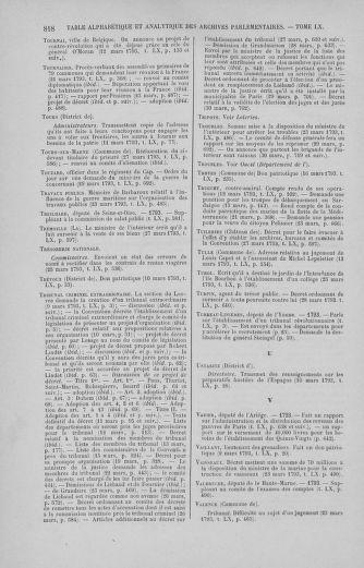 Tome 60 : Du 9 au 30 mars 1793 - page 818
