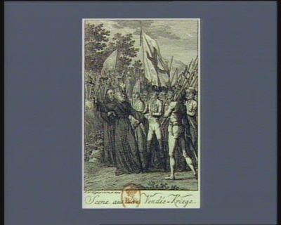 Scene aus dem Vendée-Kriege [estampe]