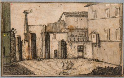 Tempio di Ercole, già detto tempio d'Apollo presso S. Nicola a Cesarini