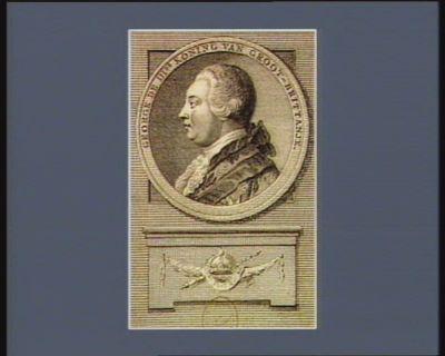 George de IIIde Koning van Groot-Brittanje [estampe]