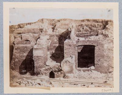 Esquilino, costruzioni dei secoli I e II d.C