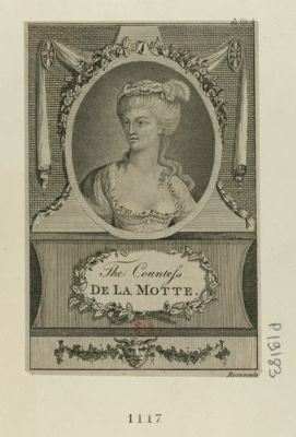 Mme countess de La Motte [estampe]