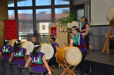 Taiko, MediaX Conference