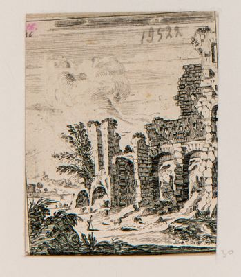 Colosseo, rovine