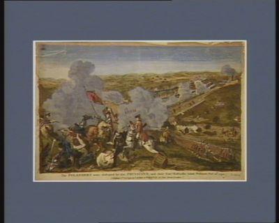The  Polanders were defeated by the Prussians and their Gen.l Kosciusko taken prisoner. Oct.r 10th 1794 : [estampe]