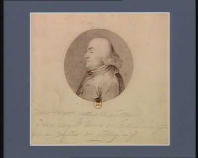 Dom Verguet prieur du Relecq vic. g.al ordre député de Bretagne : [dessin]