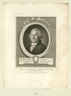 M.ce Branche, avocat membre de la commission intermédiaire d'Auvergne, deputé de la séné.ée de Riom : [estampe]