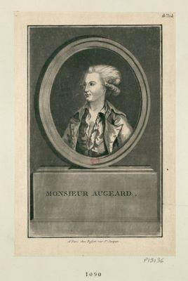 Monsieur Augeard [estampe]