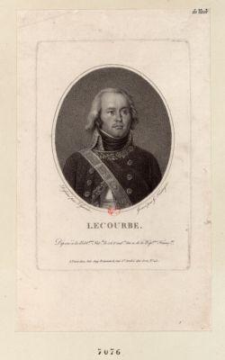 Lecourbe [estampe]