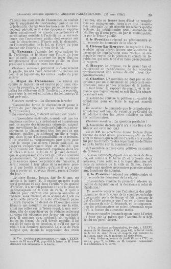 Tome 40 : Du 15 au 30 mars 1792 - page 23