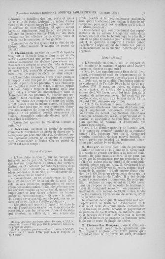 Tome 40 : Du 15 au 30 mars 1792 - page 31