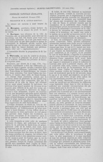Tome 40 : Du 15 au 30 mars 1792 - page 37