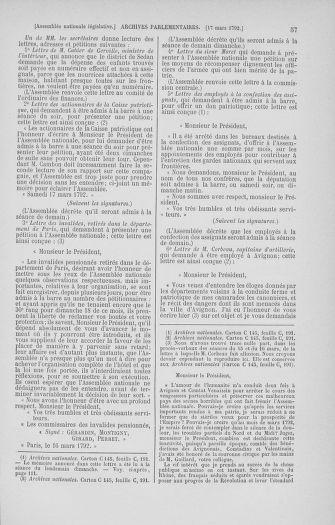 Tome 40 : Du 15 au 30 mars 1792 - page 57