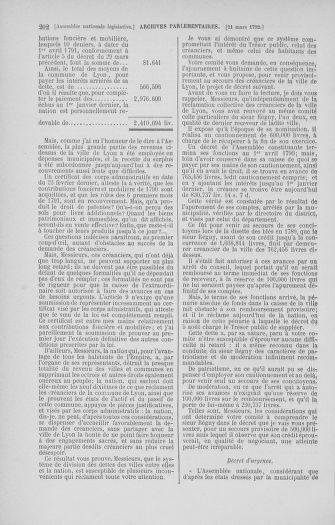Tome 40 : Du 15 au 30 mars 1792 - page 202