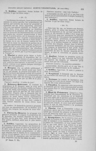 Tome 40 : Du 15 au 30 mars 1792 - page 353