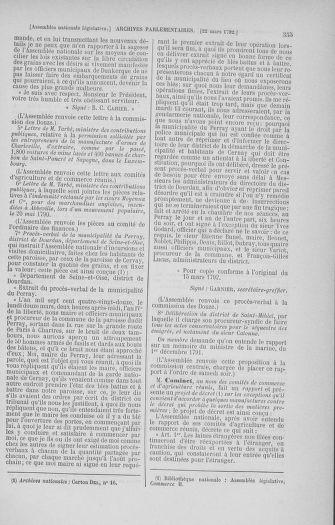Tome 40 : Du 15 au 30 mars 1792 - page 355